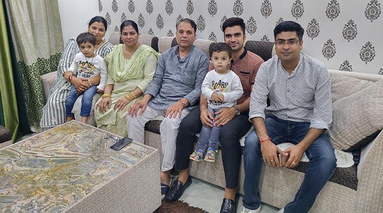 Sumit Nagal Family KreedOn