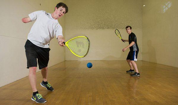 Squash Vs Racquetball Kreedon squash vs racquetball