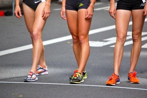 toned legs running kreedon