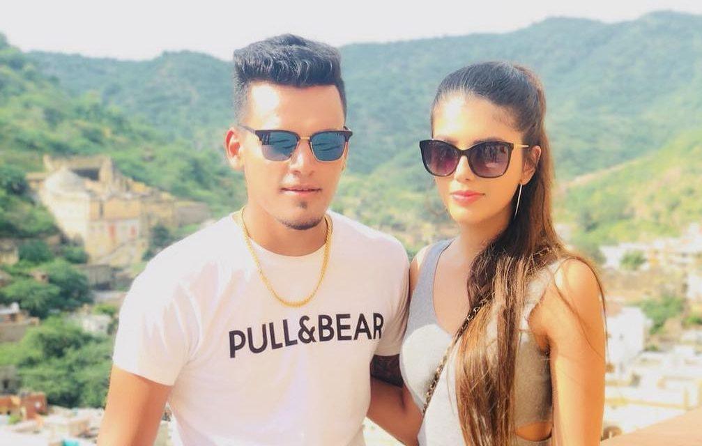 Rahul Chahar Girlfriend KreedOn
