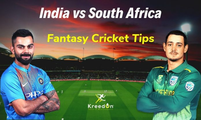 IND vs SA 2nd Test Dream11 Prediction 2019
