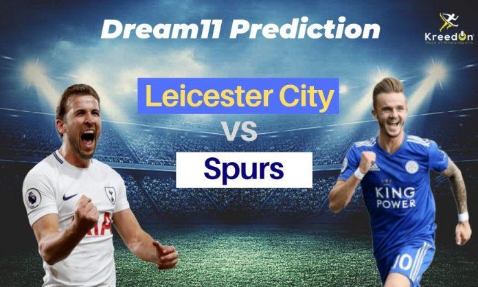 LEI vs TOT EPL Dream11 Prediction 2019
