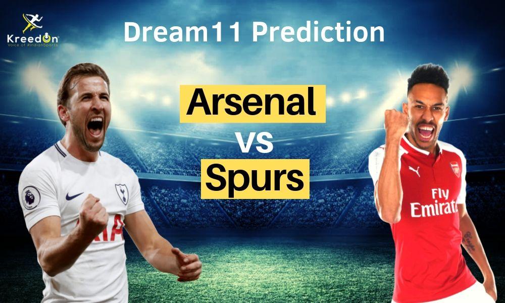 ARS vs TOT Dream11 Prediction   Arsenal vs Tottenham EPL
