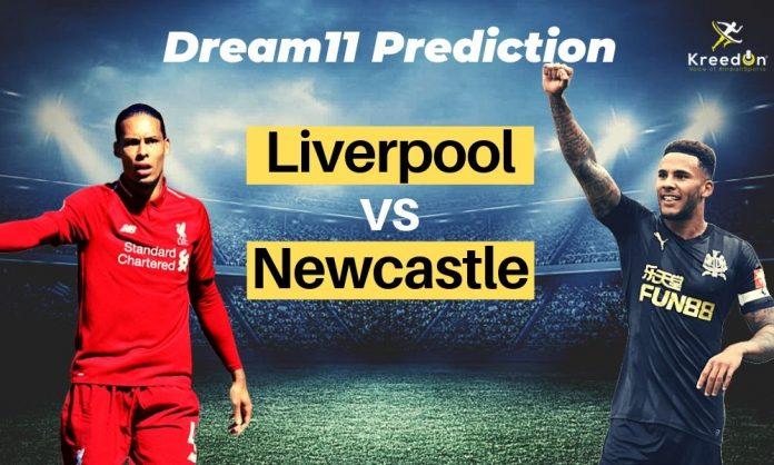 LIV vs NEW EPL Dream11 Prediction 2019