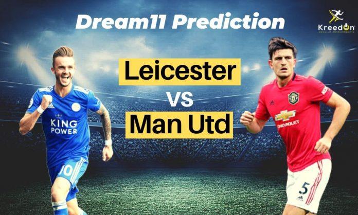 LEI vs MUN EPL Dream11 Prediction 2019