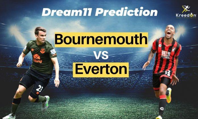 BOU vs EVE EPL Dream11 Prediction 2019