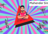 Mahender Singh KreedOn