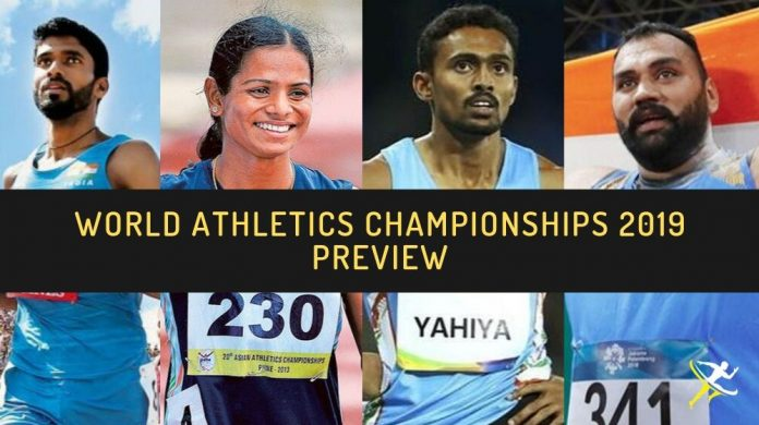 World Athletics Championships 2019 Preview