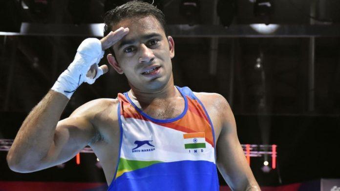 Amit Panghal KreedOn