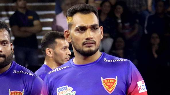 Most Tackle Points in PKL