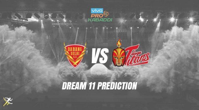 Dream11 DEL vs HYD Pro Kabaddi League 2019