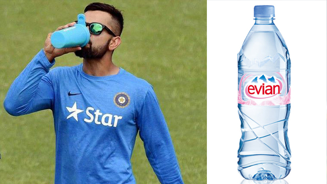Virat Kohli Water Does He Really Drink 600 Litre Water