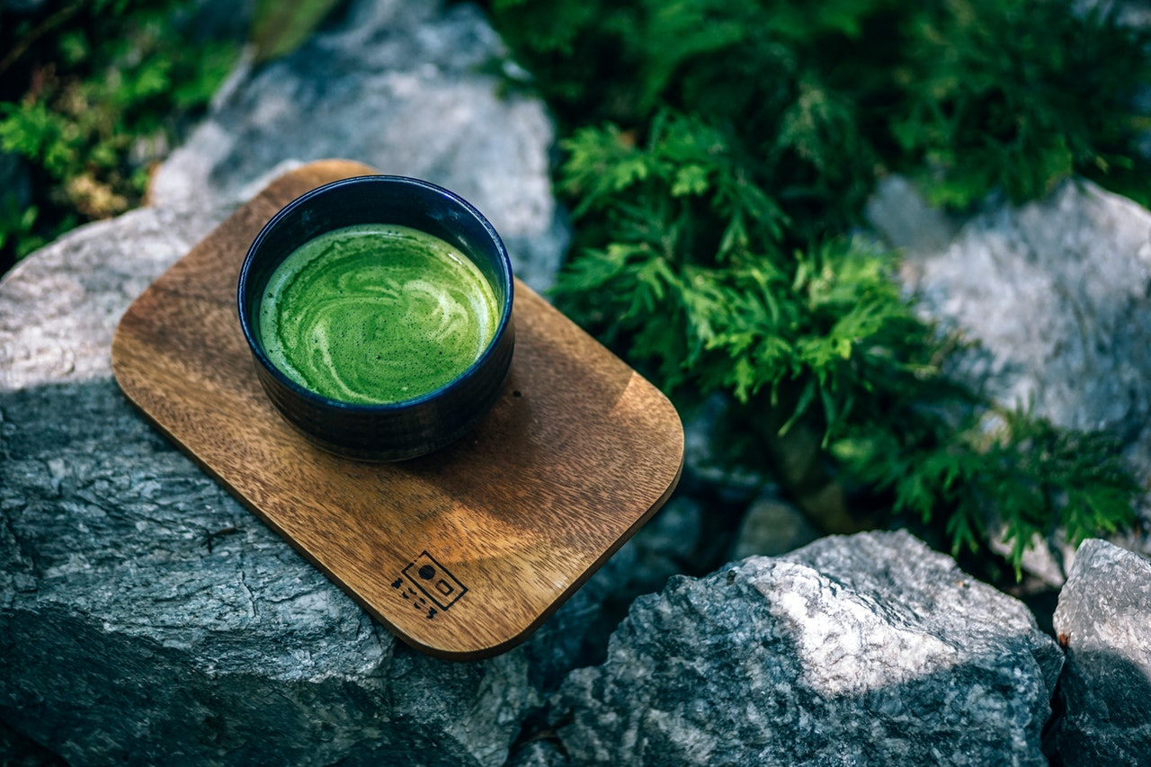 Green Tea KreedOn | Healthy Foods to lose weight