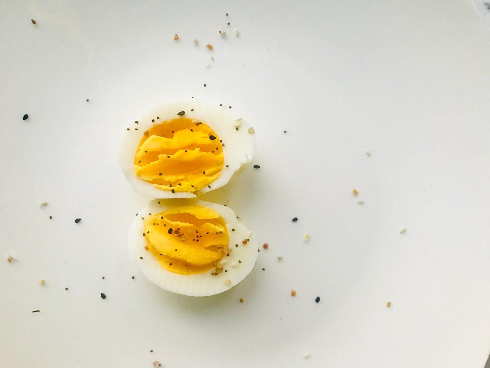 Boiled Egg KreedOn