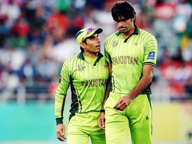 Mohammad irfan Tallest cricketers KreedOn