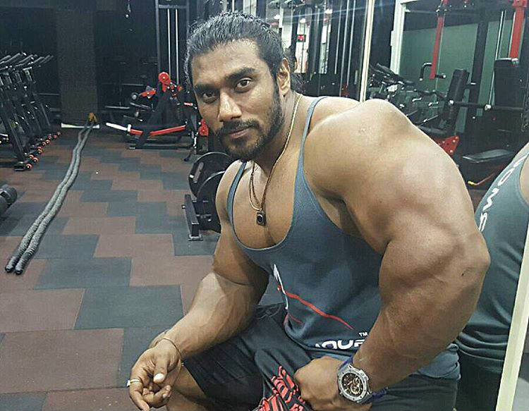 Bodybuilders of India