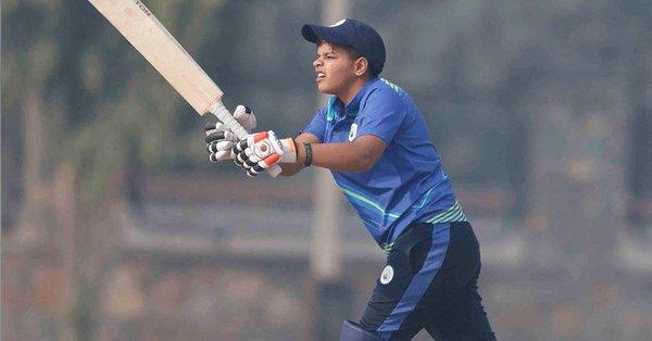 Shafali Verma Indian female athletes KreedOn KreedOn