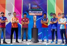 Pro Kabaddi Playoffs 2019 kreedOn