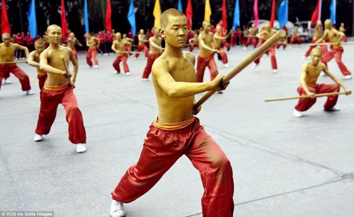 Shaolin Wushu KreedOn
