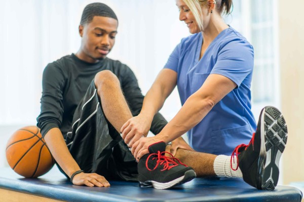 Sports Physiotherapy KreedOn