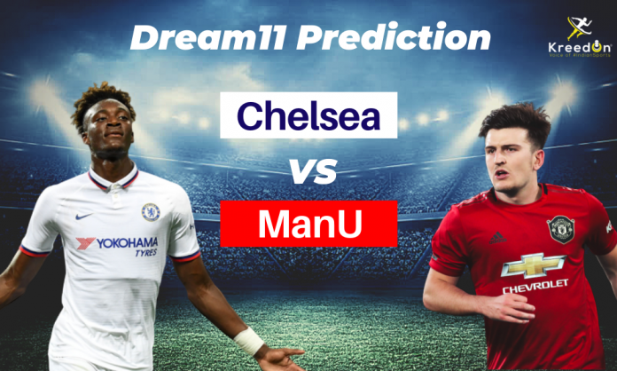 CHE vs MUN EFL Dream11 Prediction