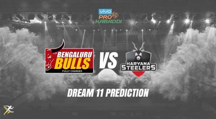 Dream11 BLR vs HAR Pro Kabaddi League 2 October 2019