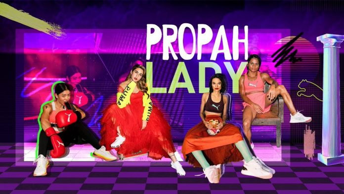 Propah Lady KreedOn