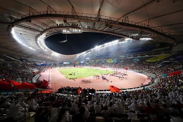IAAF World Athletics Championships 2019 KreedOn