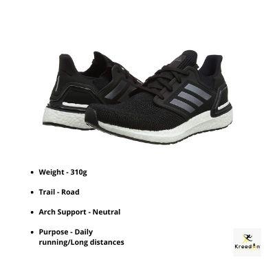 Adidas running shoes for men kreedon