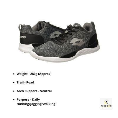 Kreedon men's running shoes
