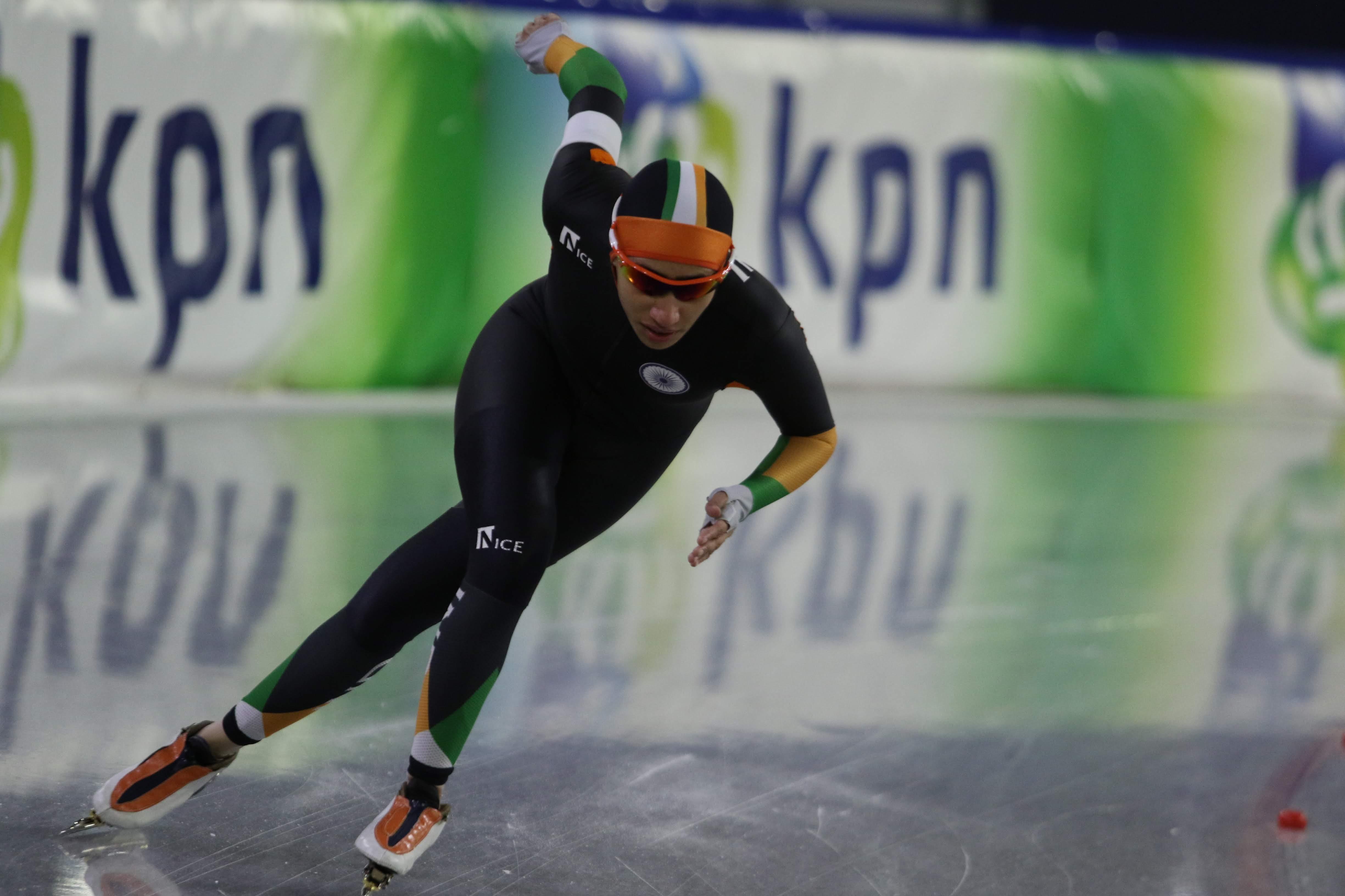 Shruti Kotwal Ice Skater KreedOn