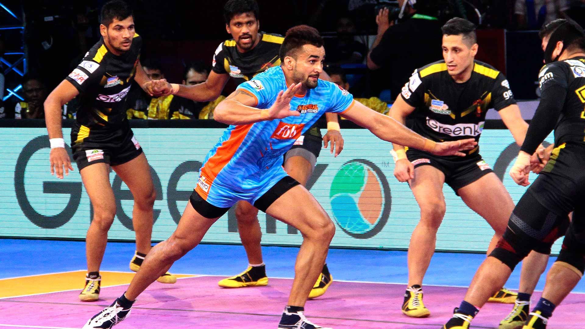 Ran Singh KreedOn Kabaddi League