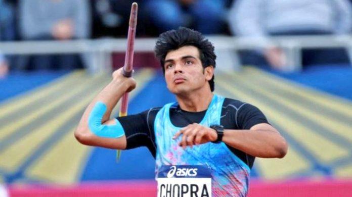 Neeraj Chopra KreedOn