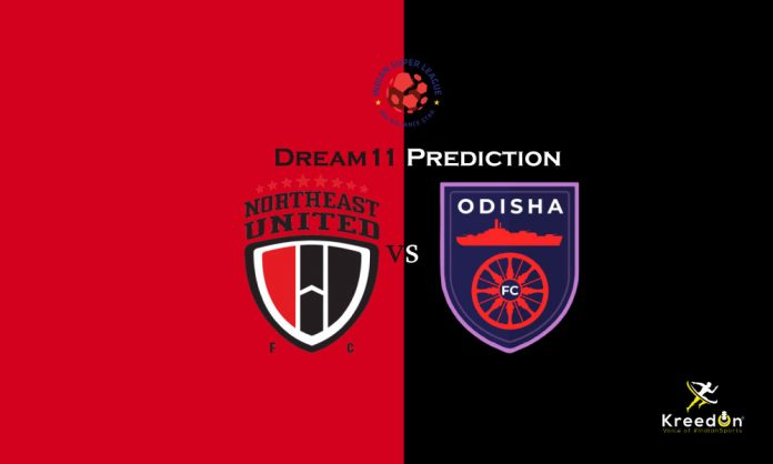 NEUFC vs ODS Dream11 Prediction 2019