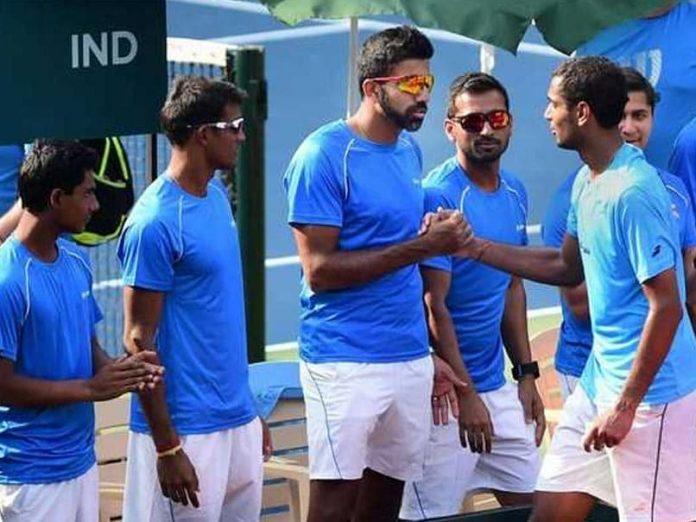 Indian tennis team writes to AITA, seeking venue change for Davis Cup