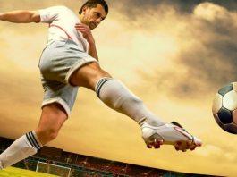 How to kick a football KreedOn