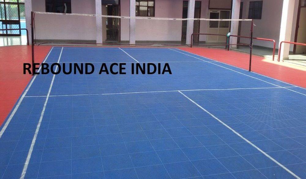 Badminton flooring KreedOn