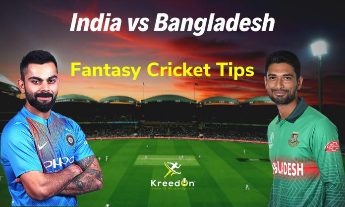 IND vs BAN 3rd T20 Dream11 Prediction