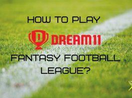 How to play Dream11 Fantasy Football League? KreedOn