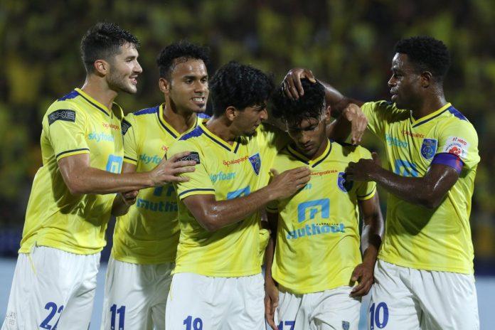 Kerala Blasters FC Squad 2019 KreedOn