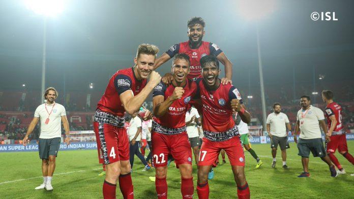 Jamshedpur FC Squad 2019 KreedOn