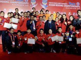 asian youth boxing cships KreedOn
