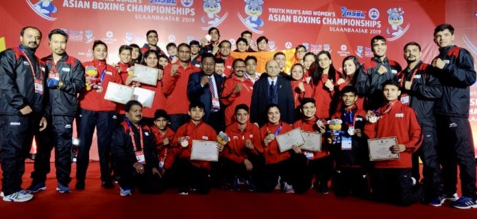 asian youth boxing cships KreedOn