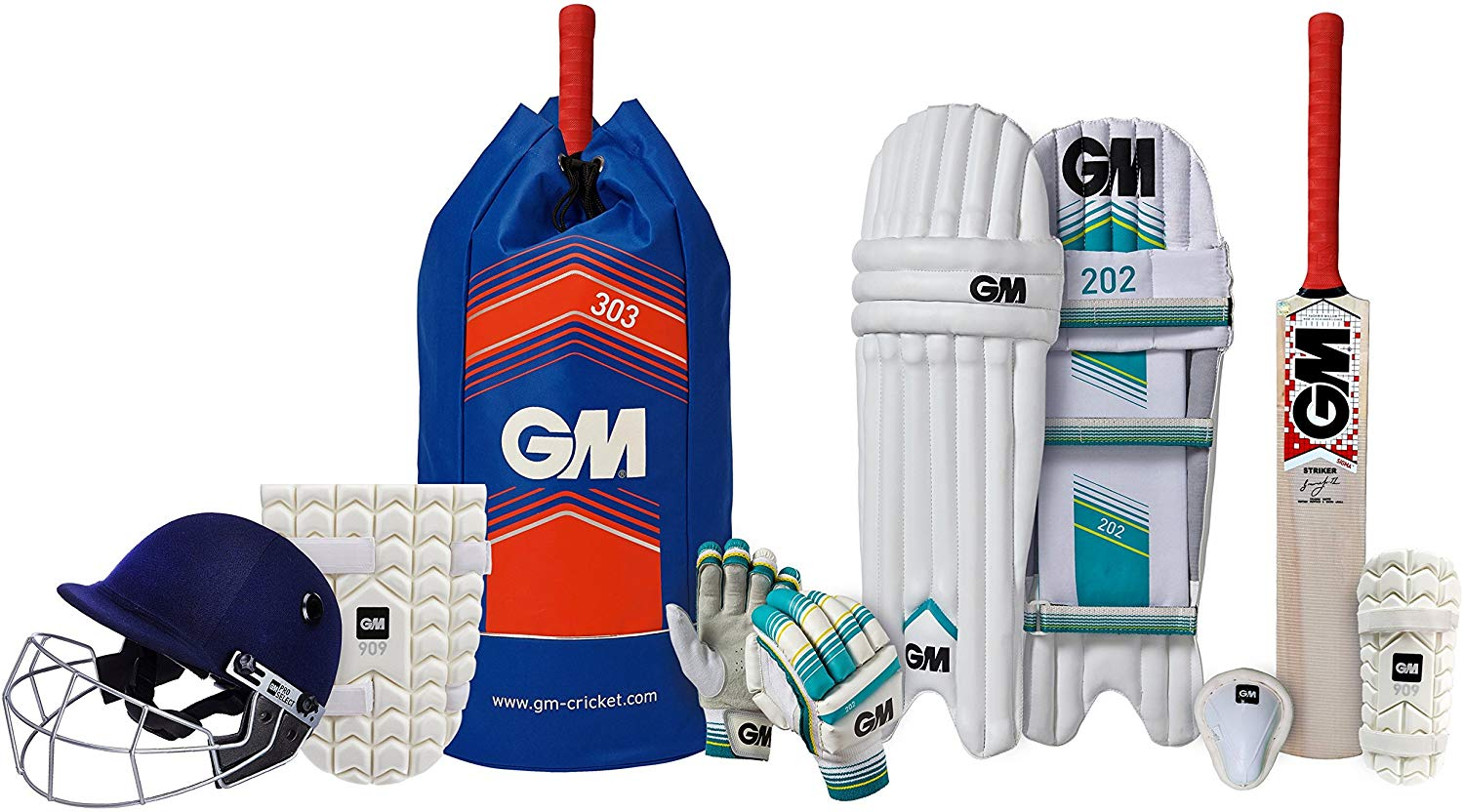 Cricket Kit for kids kreedon