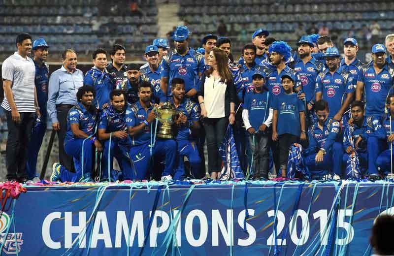Mumbai Indians KreedOn