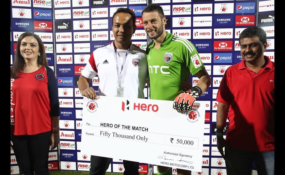 ISL Prize Money