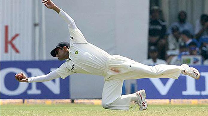 Rahul Dravid Kreedon Cricket Records