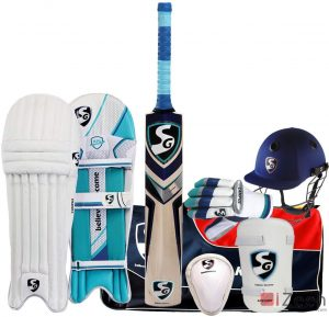 SG Cricket Kit for kids KreedOn