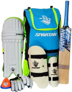 Spartan Cricket Kit for kids KreedOn