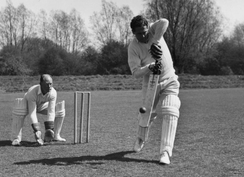 Trevor Bailey Kreedon Cricket Records